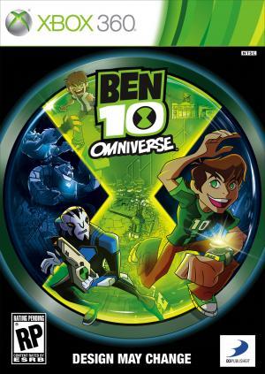 Echanger le jeu Ben 10 Omniverse 2 sur Xbox 360