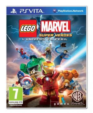 Echanger le jeu LEGO Marvel Super Heroes sur PS Vita