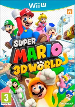 Echanger le jeu Super Mario 3D World sur Wii U