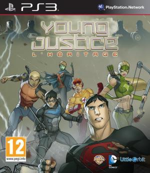 Echanger le jeu Young Justice Legacy sur PS3