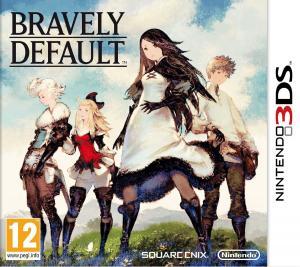 Echanger le jeu Bravely Default sur 3DS