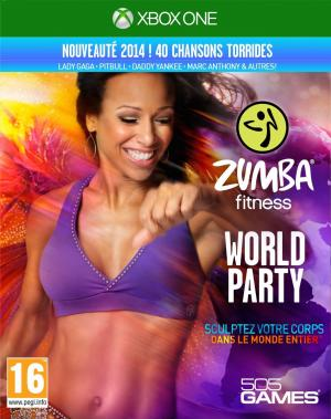 Echanger le jeu Zumba Fitness : World Party sur Xbox One