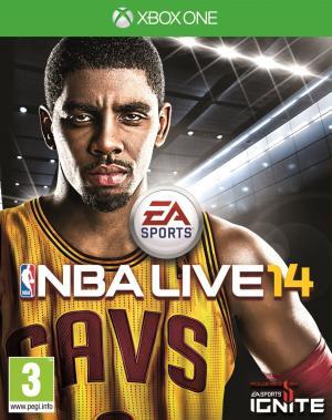 Echanger le jeu NBA Live 2014 sur Xbox One