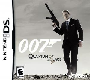 Echanger le jeu James Bond 007 : Quantum of Solace sur Ds