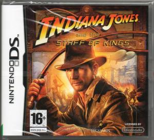 Echanger le jeu Indiana Jones & The Staff of Kings sur Ds