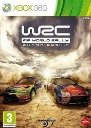 Echanger le jeu WRC 2010 sur Xbox 360