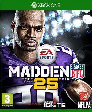 Echanger le jeu Madden NFL 25 sur Xbox One