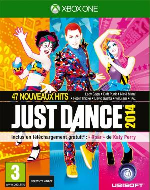 Echanger le jeu Just Dance 2014 sur Xbox One