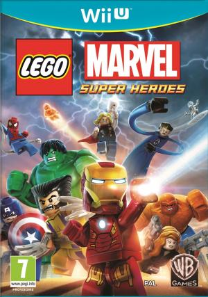 Echanger le jeu Lego Marvel Super Heroes sur Wii U