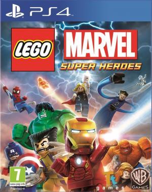 Echanger le jeu LEGO Marvel Super Heroes sur PS4