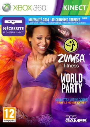 Echanger le jeu Zumba Fitness : World Party sur Xbox 360