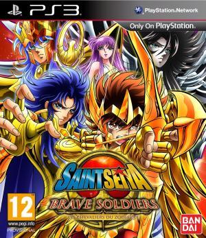 Echanger le jeu Saint Seiya : Brave Soldiers sur PS3