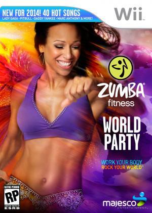 Echanger le jeu Zumba Fitness : World Party sur Wii