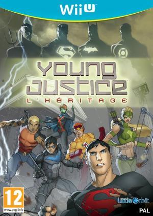 Echanger le jeu Young Justice : L'Héritage sur Wii U