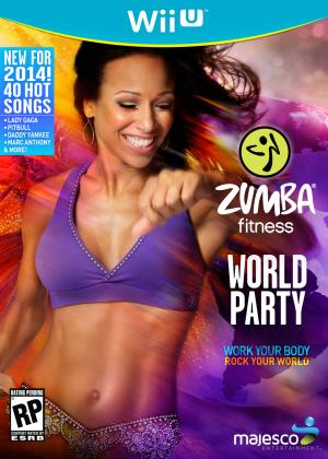 Echanger le jeu Zumba Fitness : World Party sur Wii U