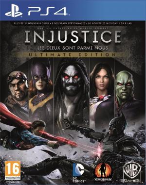 Echanger le jeu Injustice: Les Dieux sont parmi nous - Ultimate Edition sur PS4