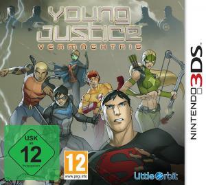 Echanger le jeu Young Justice Legacy sur 3DS