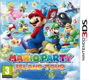 Echanger le jeu Mario Party: Island Tour sur 3DS