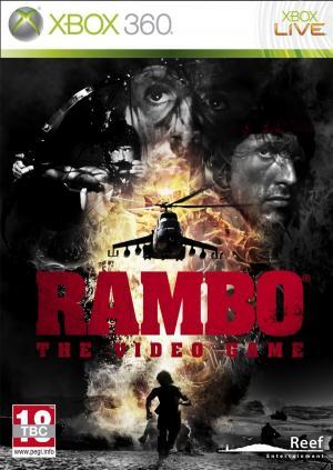 Echanger le jeu Rambo: Le jeu sur Xbox 360