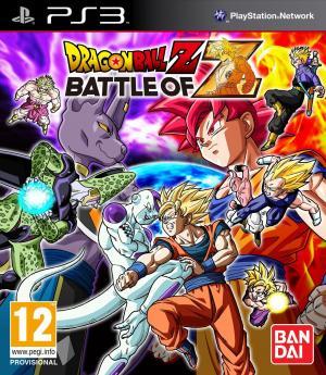 Echanger le jeu Dragon Ball Z: Battle of Z sur PS3