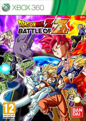 Echanger le jeu Dragon Ball Z: Battle of Z sur Xbox 360