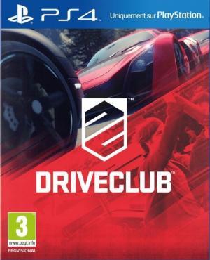 Echanger le jeu Drive Club sur PS4