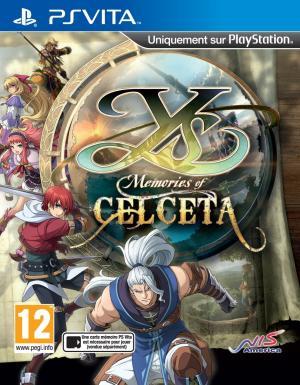 Echanger le jeu Ys: Memories of Celceta sur PS Vita