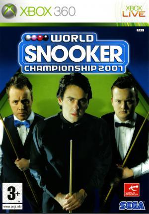Echanger le jeu World Snooker Championship 2007 sur Xbox 360