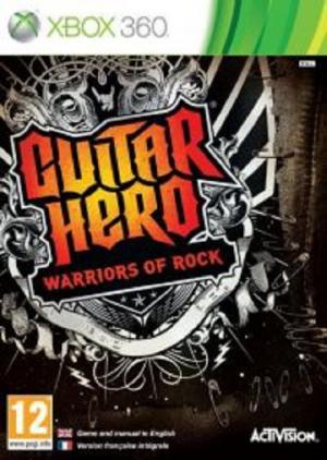 Echanger le jeu Guitar Hero, Warriors of rock sur Xbox 360