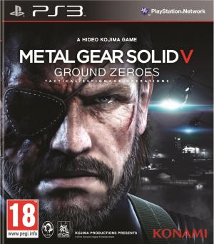 Echanger le jeu Metal Gear Solid: Ground Zeroes sur PS3