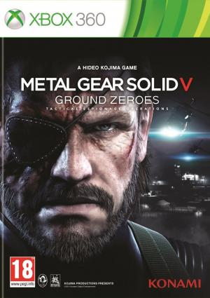 Echanger le jeu Metal Gear Solid: Ground Zeroes sur Xbox 360