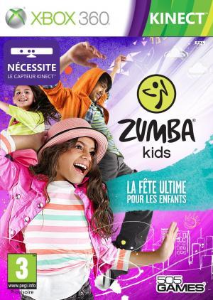 Echanger le jeu Zumba Kids sur Xbox 360
