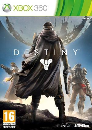 Echanger le jeu Destiny sur Xbox 360