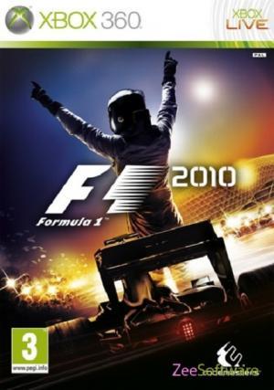 Echanger le jeu F1 2010 sur Xbox 360