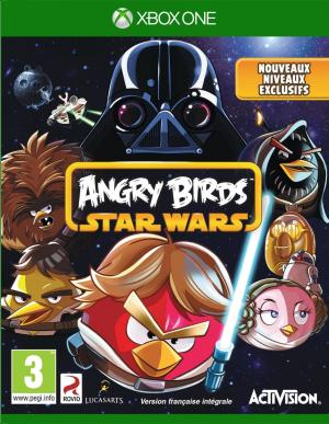 Echanger le jeu Angry Birds Star Wars sur Xbox One