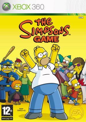 Echanger le jeu Les Simpson Le Jeu sur Xbox 360