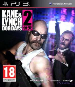 Kane & Lynch 2 Dog days PS3