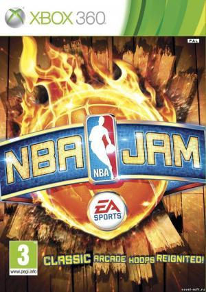 Echanger le jeu Nba Jam sur Xbox 360