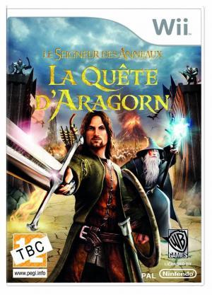 Echanger le jeu Le Seigneur Des Anneaux La Quête D'aragorn sur Wii