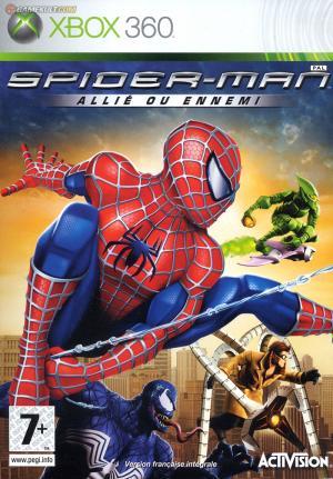 Echanger le jeu Spiderman Allie Ou Ennemi sur Xbox 360