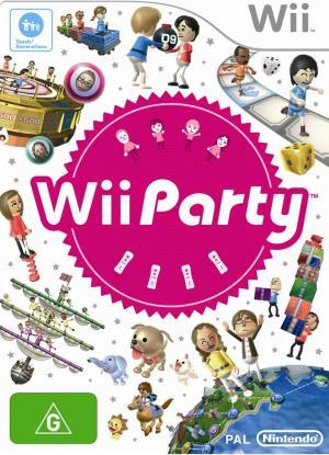 Echanger le jeu Wii Party sur Wii