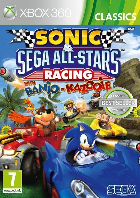 Echanger le jeu Sonic & Sega All-Stars Racing avec Banjo-Kazooie sur Xbox 360