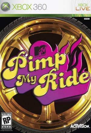 Echanger le jeu Pimp My Ride sur Xbox 360