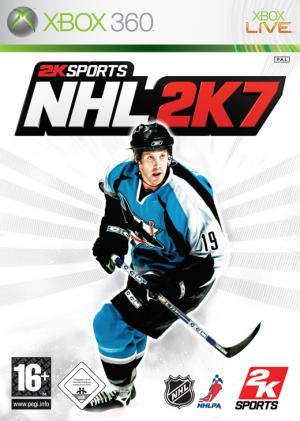 Echanger le jeu NHL 2K7 sur Xbox 360