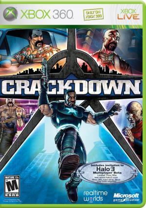 Echanger le jeu Crackdown sur Xbox 360