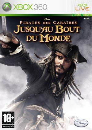 Echanger le jeu Pirates des Caraïbes : Jusqu'au Bout du Monde sur Xbox 360