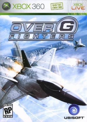 Echanger le jeu Over G Fighters sur Xbox 360