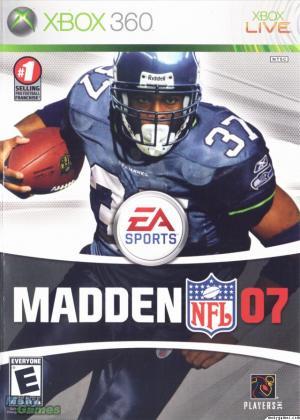 Echanger le jeu Madden 07 sur Xbox 360
