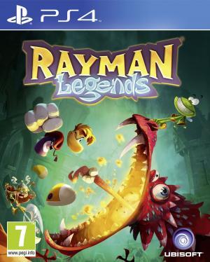 Echanger le jeu Rayman Legends sur PS4