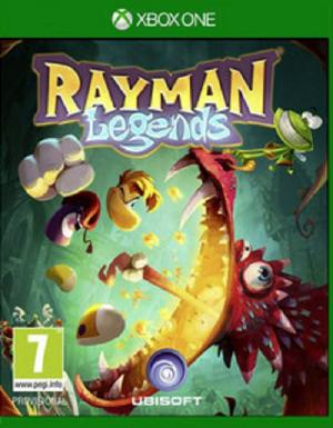Echanger le jeu Rayman legends sur Xbox One